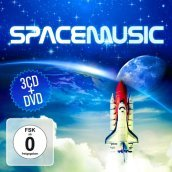 Space music -cd+dvd-