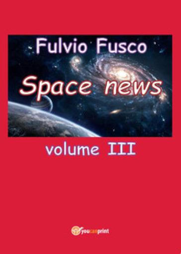 Space news. 3.