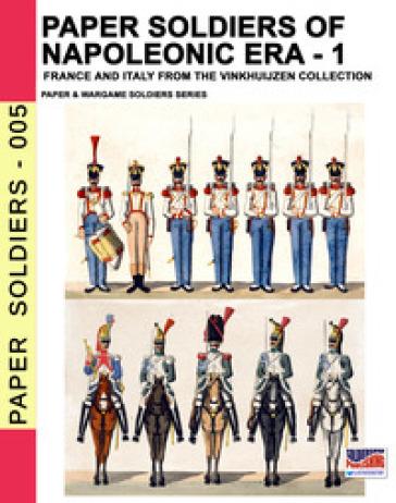 Spanish soldiers during the Napoleonic wars (1797-1808) - Luca Stefano Cristini | Rochesterscifianimecon.com
