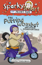 Sparky Smart from Priory Park: The Purring Wombat and other mishaps