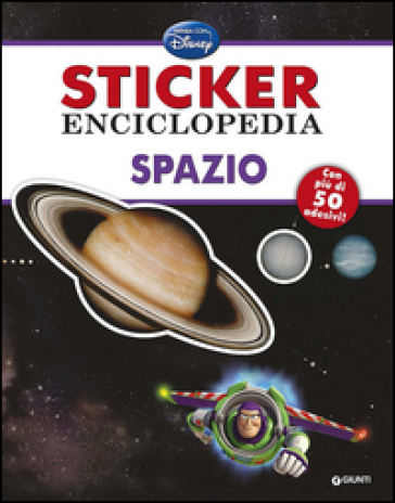 Spazio. Sticker enciclopedia