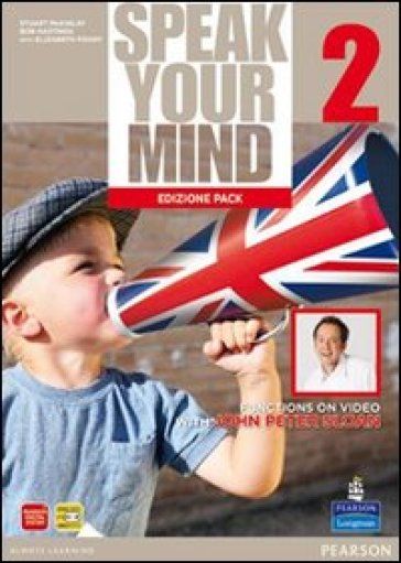 Speak your mind. Student's book-Workbook. Per le Scuole superiori. Con espansione online. 2. - Carr |