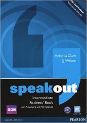 Speakout. Intermediate. Student's book-MyEnglishLab. Con espansione online. Con CD Audio. Per le Scuole superiori