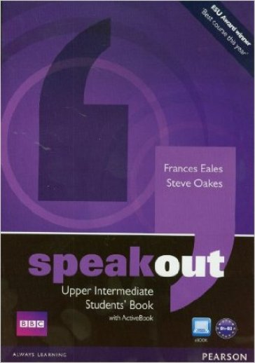 Speakout. Upper intermediate. Student's book. Per le Scuole superiori. Con DVD-ROM