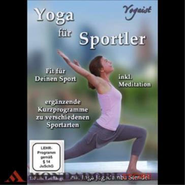 Special Interest-Yoga Fuer Sportler (DVD)