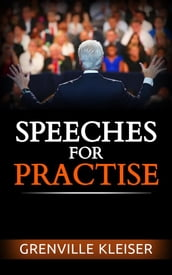 Speeches for Practise