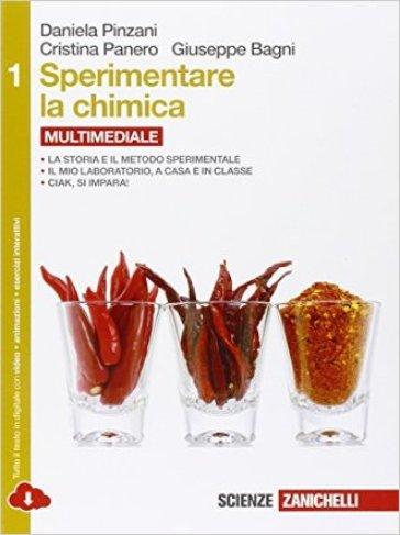 Sperimentare la chimica. Per le Scuole superiori. Con e-book. Con espansione online - Daniela Pinzani pdf epub
