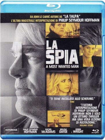 Spia (La) - A Most Wanted Man(1Blu-Ray)