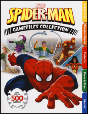 Spider-Man. Gamefiles collection. Con adesivi. Ediz. illustrata