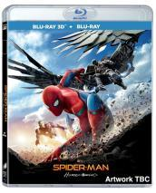 Spider-Man - Homecoming (2 Blu-Ray)(2D+3D)
