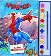 Spider-Man. Libro acquerello. Con gadget