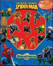 Spider-Man. Spider sense. Con gadget