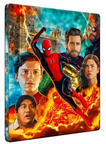 Spider-man - Far from home SB (Blu-Ray)