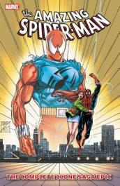 Spider-man: The Complete Clone Saga Epic Book 5