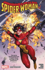 Spider-woman Vol. 1: Bad Blood