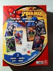 Spiderman SET DI GIOCHI