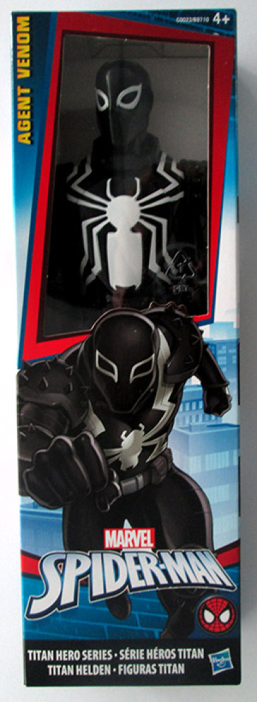 Spiderman Titan Hero Agent Venom