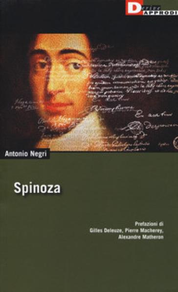 Spinoza - Antonio Negri |