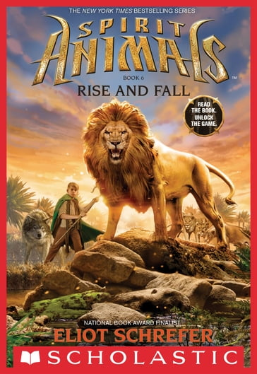 Spirit Animals Book 6: Rise and Fall