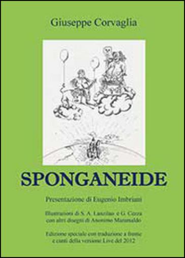 Sponganeide - Giuseppe Corvaglia | Jonathanterrington.com
