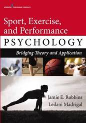 Sport, Exercise, and Performance Psychology