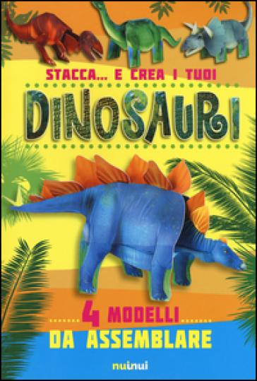 Stacca e crea i tuoi dinosauri katherine sully for Crea i tuoi piani domestici