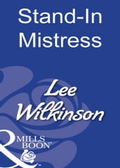 Stand-In Mistress (Mills & Boon Modern)