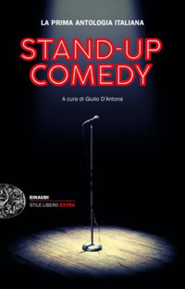 Stand-up Comedy - G. D'Antona | Thecosgala.com