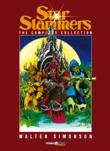 Star Slammers. The complete collection. Ediz. deluxe - Walter Simonson |