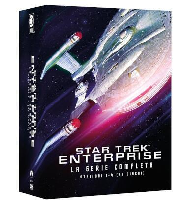 Star Trek Enterprise - Stagione 01-04 (27 DVD)