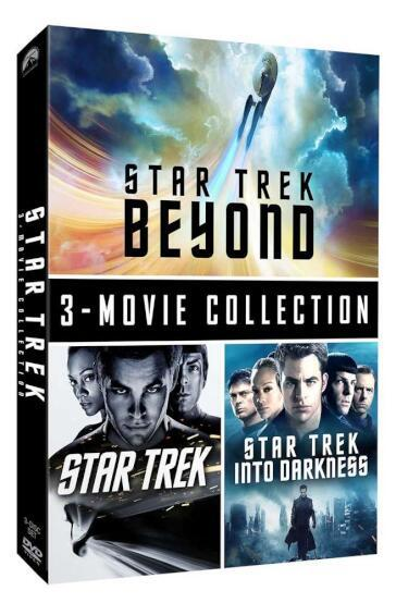 Star Trek / Star Trek Into Darkness / Star Trek - Beyond (3 Dvd)