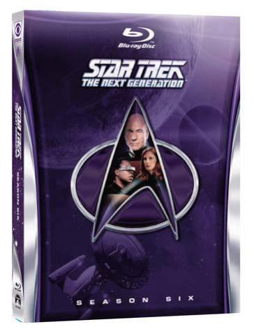 Star Trek - The next generation - Stagione 06 Episodi 01-26 (6 Blu-Ray)