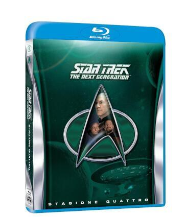 Star Trek - The next generation - Stagione 04 (6 Blu-Ray)