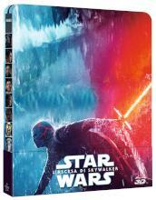 Star Wars - Episodio IX - L Ascesa Di Skywalker (Blu-Ray 3D+2 Blu-Ray) (Ltd Steelbook)