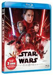 Star Wars Episodio VIII - Gli ultimi Jedi (2 Blu-Ray)(+disco bonus)