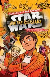 Star Wars: Join the Resistance, Book 1