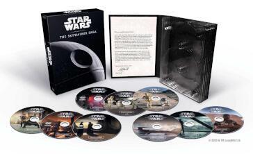 Star Wars - Movie Collection I-IX