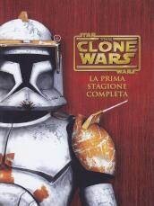 Star Wars - The Clone Wars - Stagione 01 (4 Dvd)