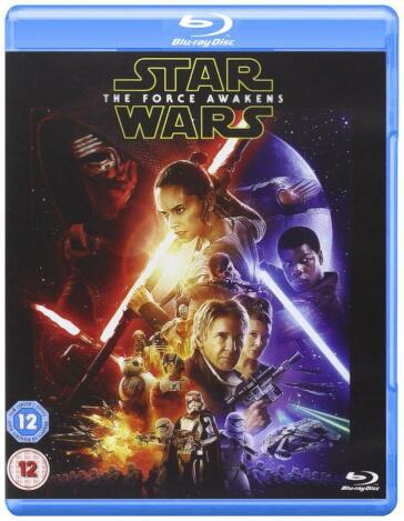 Star Wars The Force Awakens With Lig (Blu-Ray)