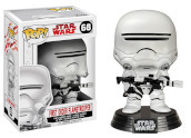 Star Wars The Last Jedi - Pop Funko Vinyl Figure 68 First Order Flametrooper