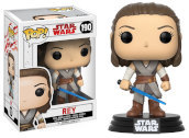 Star Wars The Last Jedi - Pop Funko Vinyl Figure 190 Rey