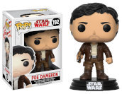 Star Wars The Last Jedi - Pop Funko Vinyl Figure 192 Poe Dameron