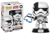 Star Wars The Last Jedi - Pop Funko Vinyl Figure 201 First Order Executioner