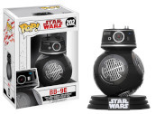 Star Wars The Last Jedi - Pop Funko Vinyl Figure 202 Bb-9E