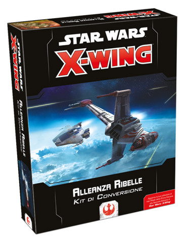 Star Wars X-Wing: Kit Conv. All. Ribelle