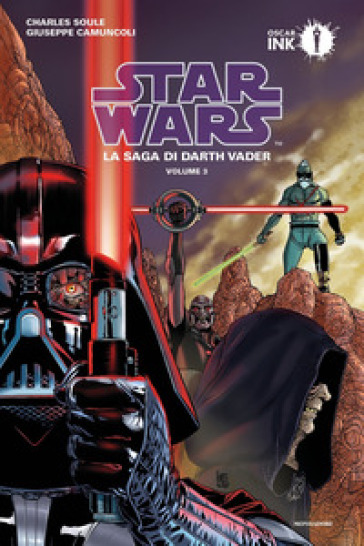 Star Wars. La saga di Darth Vader. 3.