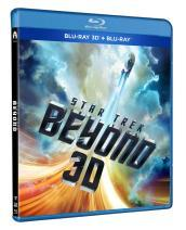 Star trek 13 - Beyond (2 Blu-Ray)(2D+3D)