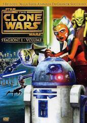 Star wars - The clone wars - Stagione 01 Volume 02 Episodi 06-10 (DVD)