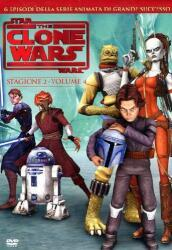 Star wars - The clone wars - Stagione 02 Volume 04 Episodi 17-22 (DVD)