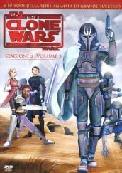 Star wars - The clone wars - Stagione 02 Volume 03 Episodi 11-16 (DVD)